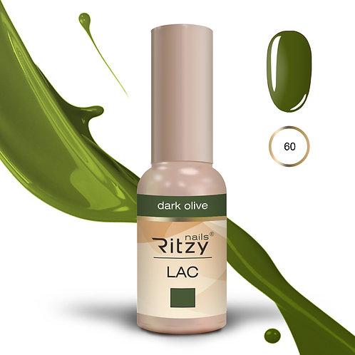 """dark olive"" 60 RITZY Lac"