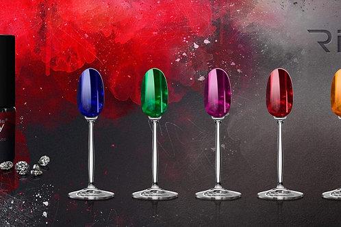 """Bohemian Glass"" Gel Polish (set of 5)"
