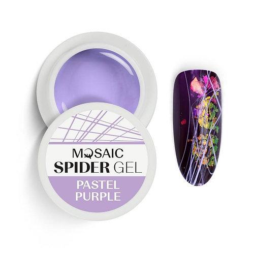 """""""Pastel Purple"""" Mosaic Spider Gel"""