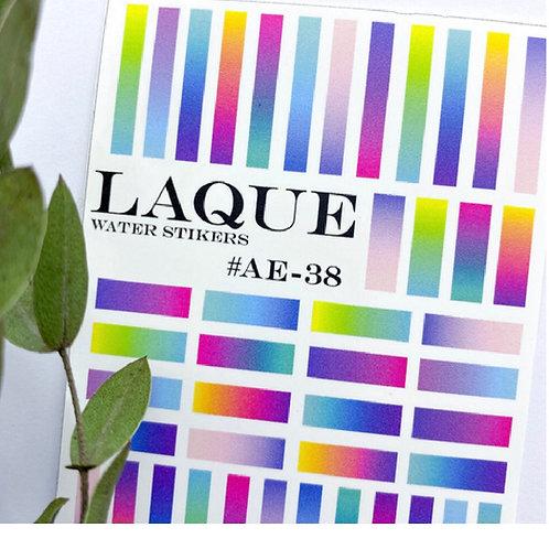 LAQUE #AE-38