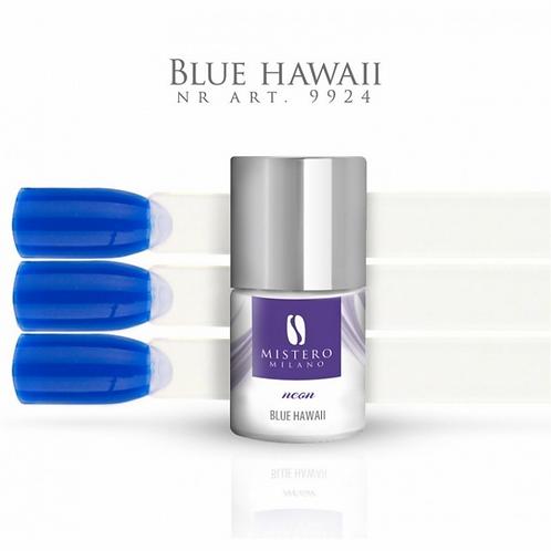 "MM ""Blue Hawaii"" gel polish"