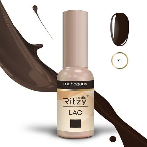 """""""mahogany"""" 71 RITZY Lac"""
