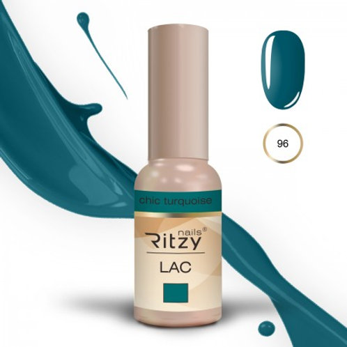 """""""Chic turquoise"""" 96 RITZY Lac"""