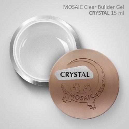 """Mosaic """"Crystal"""" Clear Builder Gel"""