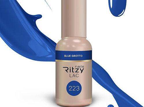 """""""Blue Grotto"""" 223 RITZY Lac"""