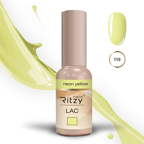 """""""neon yellow"""" 119 RITZY Lac"""