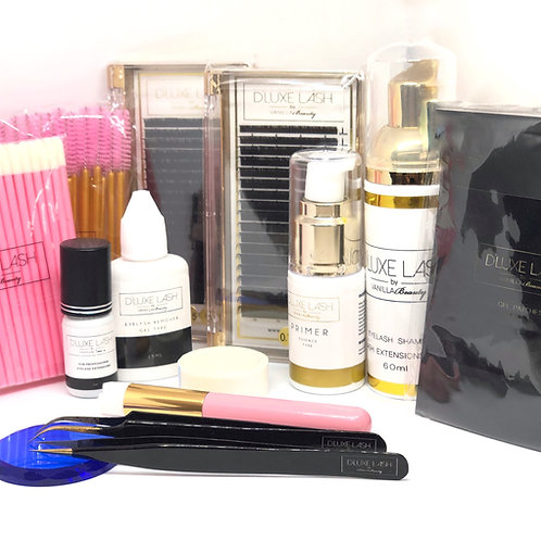 Student Starter Kit for Classic Eyelash Extensions