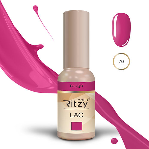"""""""rouge"""" 70 RITZY Lac"""