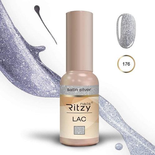 """""""satin silver"""" 176 RITZY Lac"""