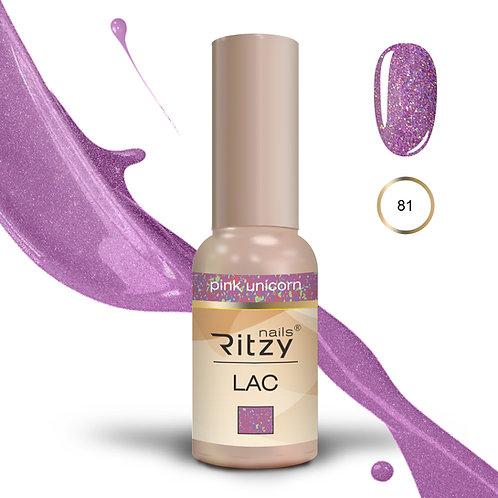 """pink unicorn"" 81 RITZY Lac"