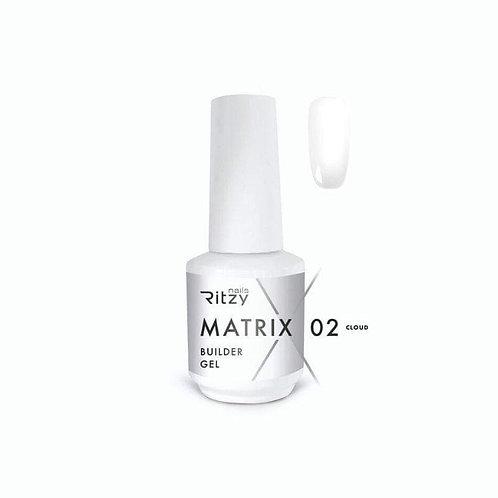 """""""Cloud"""" 15 ml MATRIX Builder Gel in a Bottle"""