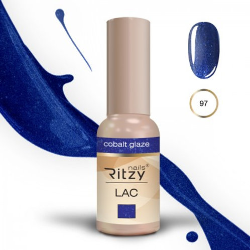"""cobalt glaze"" 97 RITZY Lac"