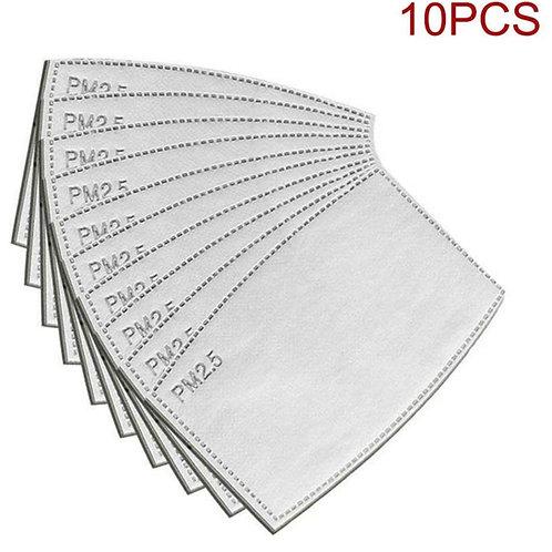 PM 2.5 Filter (10pcs)