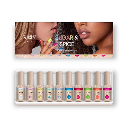 Sugar & Spice Ritzy Lac Collection