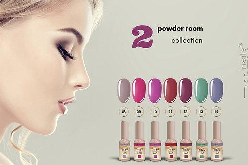 "C2 ""powder room"" 7 colours"