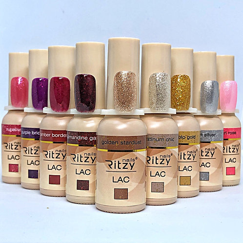 """""""Touch of Sparkle"""" 9 colours Collection"""
