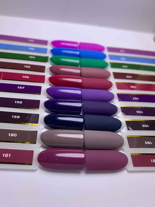 """Velvet Season"" Collection - 10 colours"