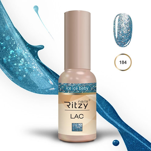 """""""ice ice baby"""" 184 RITZY Lac"""