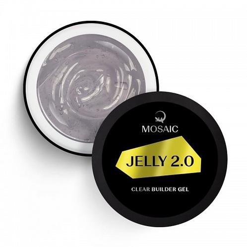 "Mosaic ""Jelly 2.0"" clear Builder gel 50ml"