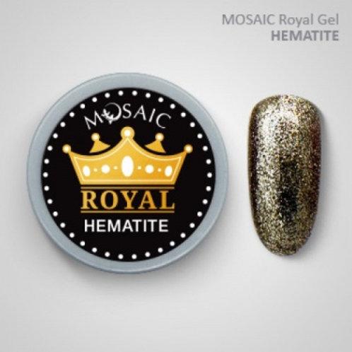 "Royal Gel ""Hematite"""