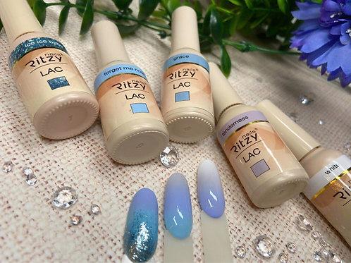 """""""Arctic blue"""" Collection (5 colours)"""