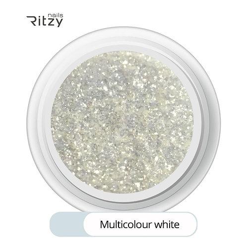 """""""Multicolour White"""" S-106"""
