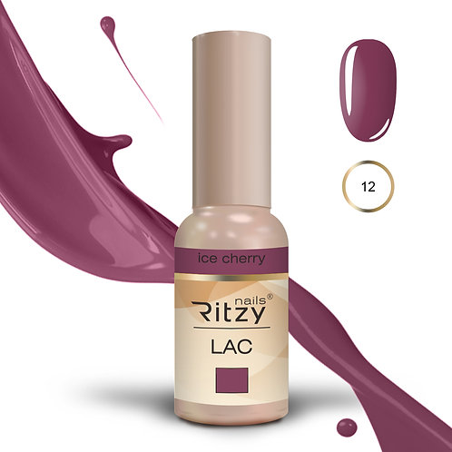 """ice cherry"" 12 RITZY Lac"