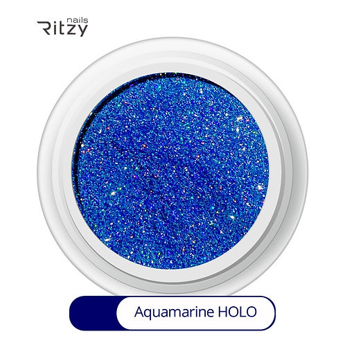"""Aquamarine HOLO"" H-04"
