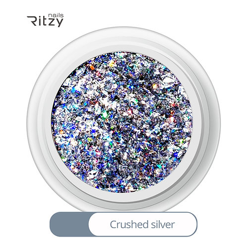 """""""Crushed Silver"""" A-12"""