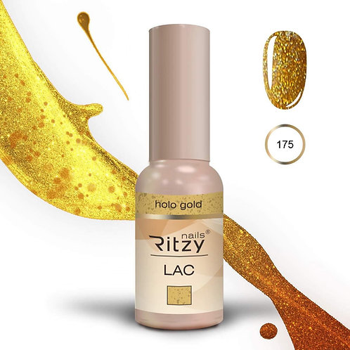 """""""holo gold"""" 175 RITZY Lac"""