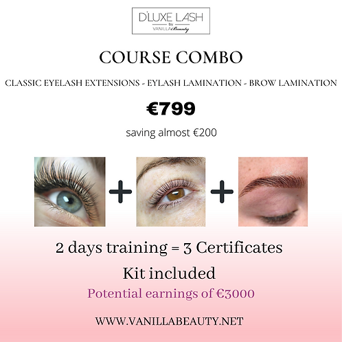 Combo Course (3 in 1)