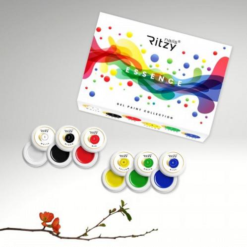 ESSENCE Gel Paint Collection 6 colours