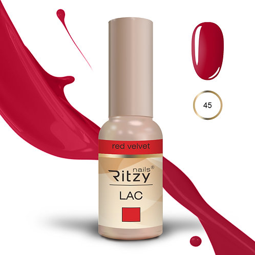 """""""red velvet"""" 45 RITZY Lac"""