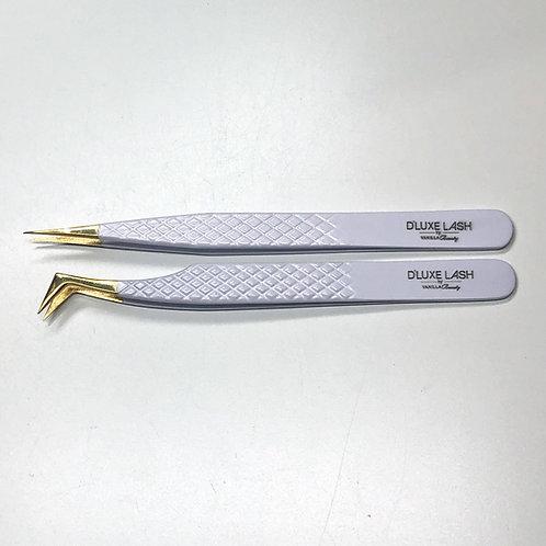 Diamond Grip Tweezers (set of 2)
