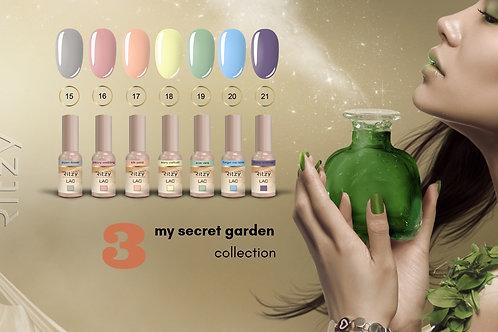 """C3 """"secret garden"""" 7 colours"""