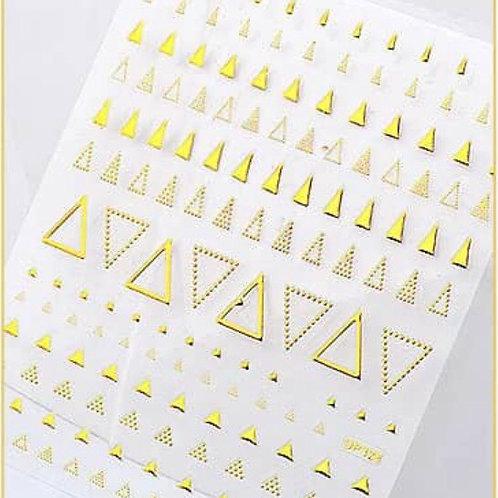 DP328 - 3D Nail Decoration Sticker