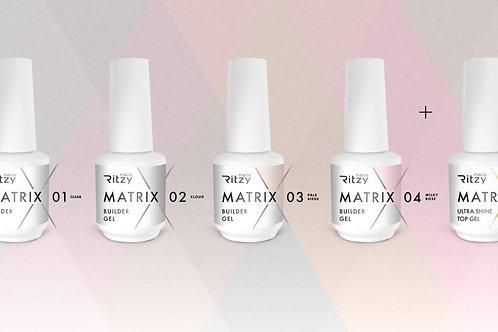MATRIX Super Set (4 builder gel + top gel