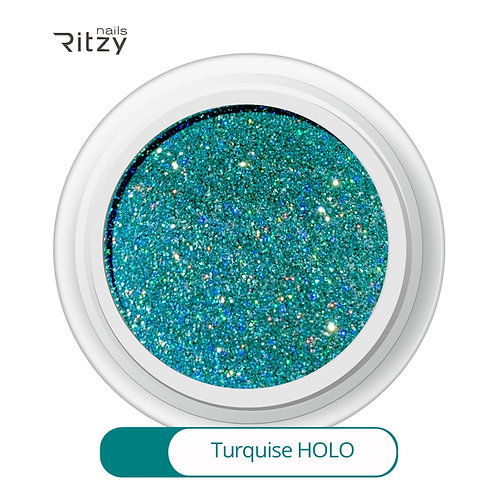 """""""Turquoise HOLO"""" H-09"""