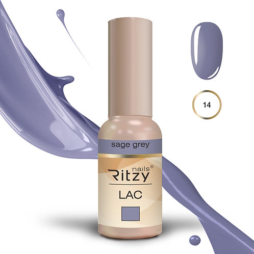 """""""sage grey"""" 14 RITZY Lac"""