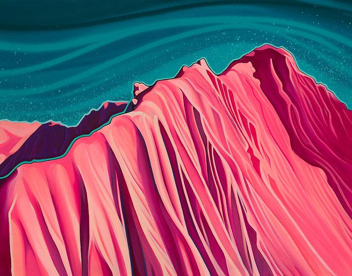 EUPHORIA | canvas print