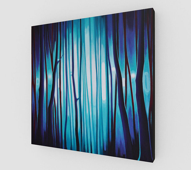 FOREST MOODS / canvas print