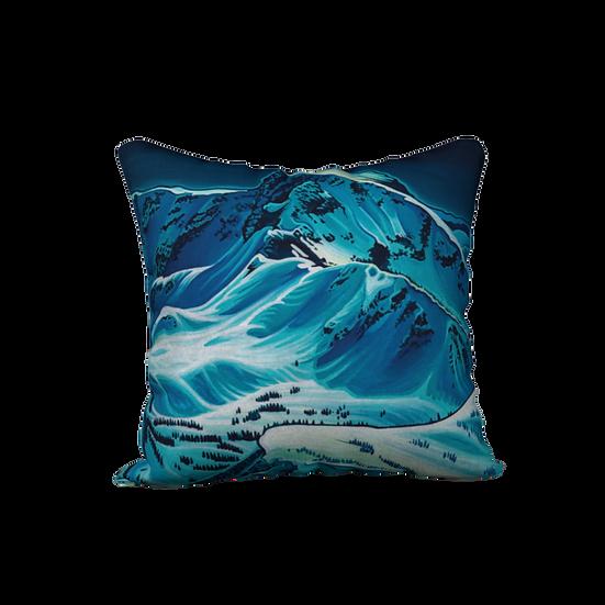 GHOST PEAK | pillow case