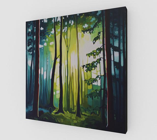 FOREST VI / canvas print