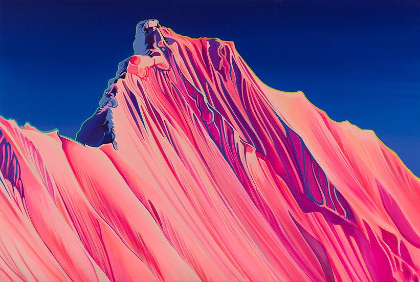 HIGH HEAT | canvas print