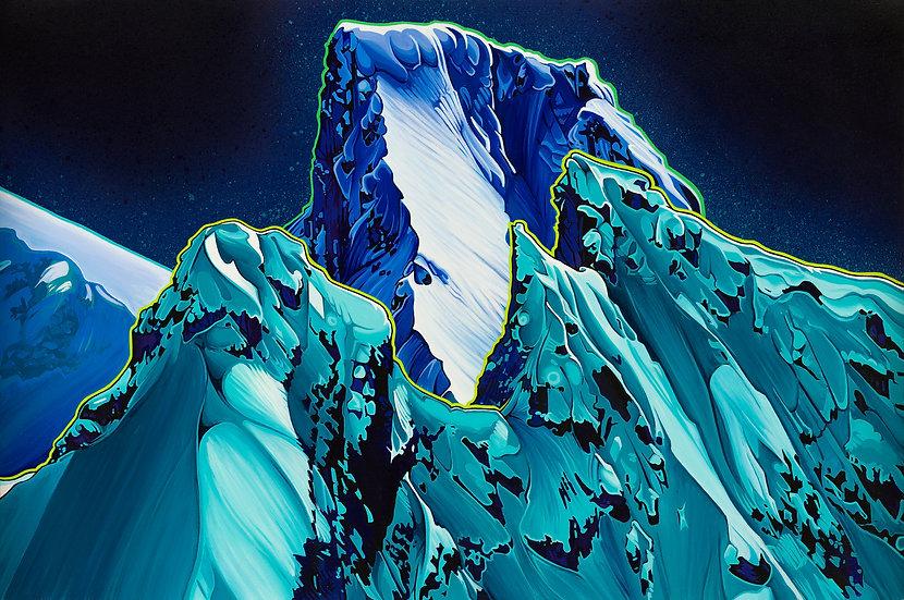 VALDEZ | canvas print