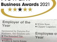Newark Business Awards - Finalist
