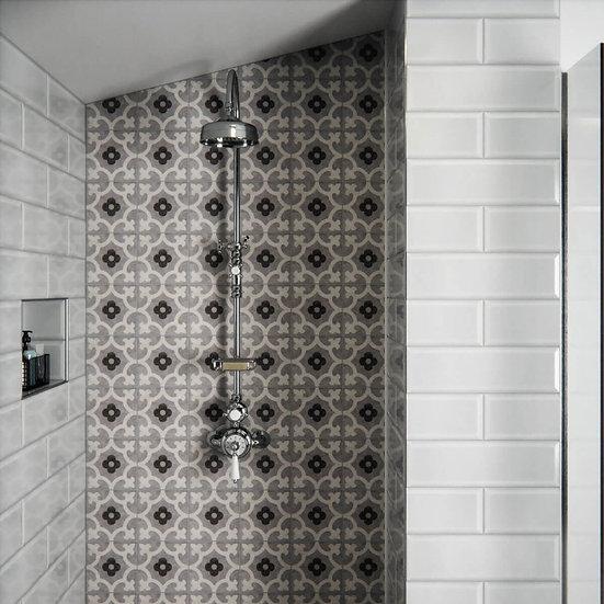 Godwin Grey Matt Wall & Floor