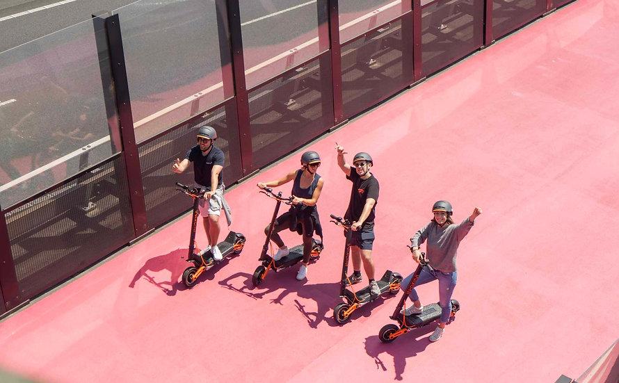 Sea To Summit - 4 Rider Group