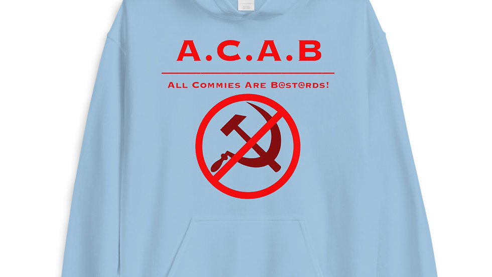 ACAB All Commies Are... Unisex Hoodie