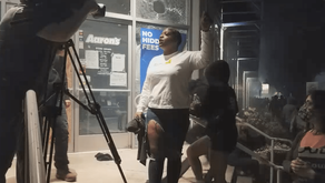 Raeona Coleman – The Incredibly Brave Woman Who Walked Into The Middle Of A Riot To Stand Up F
